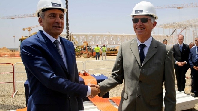 PSA : L'usine de Kénitra sur de bons rails