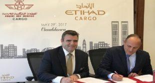 RAM : Etihad Airways allié des activités cargos