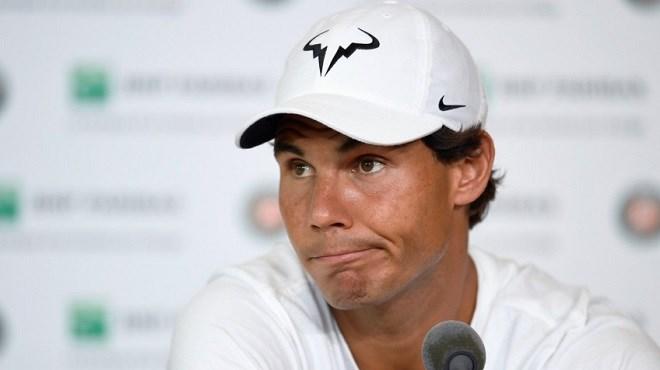 Tennis : Nadal déclare forfait pour le Queen's