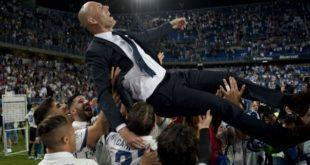 Ligue des champions : Le Real Madrid sur le trône