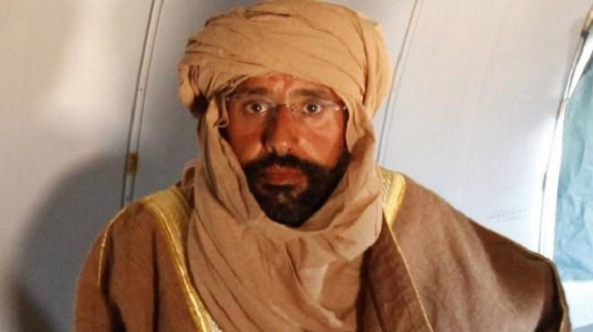 Libye : Le cas du fils Kadhafi