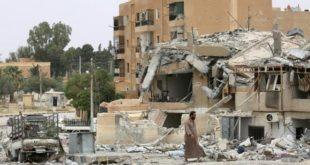 Syrie : Les bavures de la coalition