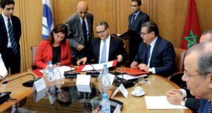 Maroc-BERD : Quand l'eau de mer devient eau potable et eau agricole…