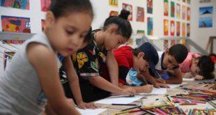 Street Art : Un atelier pour renouveler l'âme enfantine d'Assilah