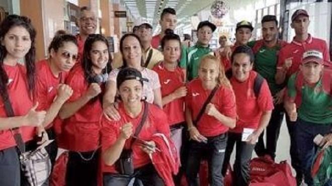 Maroc/Boxe : Le Maroc en force en août prochain
