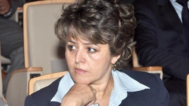CDG : Latifa Echihabi, Secrétaire générale