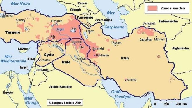 L'origine des kurdes