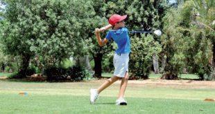 Golf Junior : Une caravane, 7 villes, 2.000 bénéficiaires