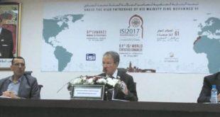 Congrès Mondial de la statistique : Ce sera du 16 au 21 juillet à Marrakech, avec surprises…