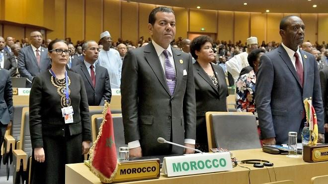 Le Maroc à l'UA : Une action en amont pour la migration