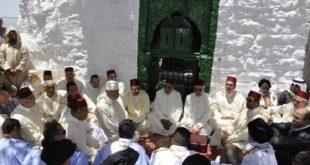 Moussem : Les Chorfas Alamiyines fêtent Moulay Abdessalam