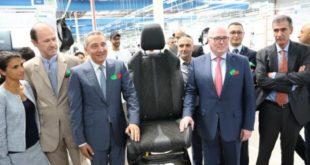 Industrie automobile : Un nouveau site de Faurecia au Maroc