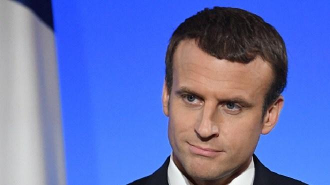 Paris : Revirement de Macron sur la Syrie