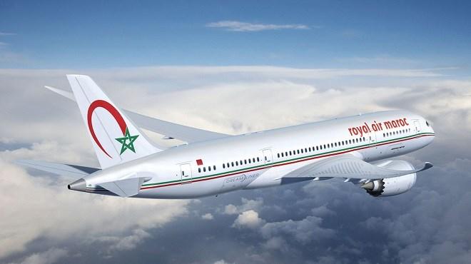 Appareils électroniques en cabine : L'interdiction est levée pour la Royal Air Maroc