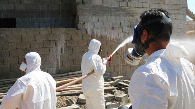 Syrie : L'avertissement chimique