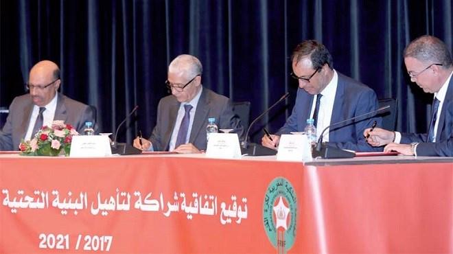 Maroc/Mise à niveau des infrastructures sportives : ce que compte faire l'Etat