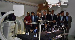 Al Hoceima : Le Centre d'oncologie et plus encore…