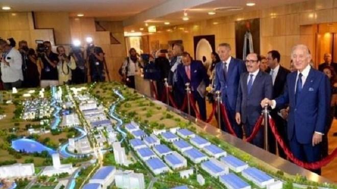 BMCE Bank Of Africa : La «Cité Mohammed VI Tanger Tech» bien avancée
