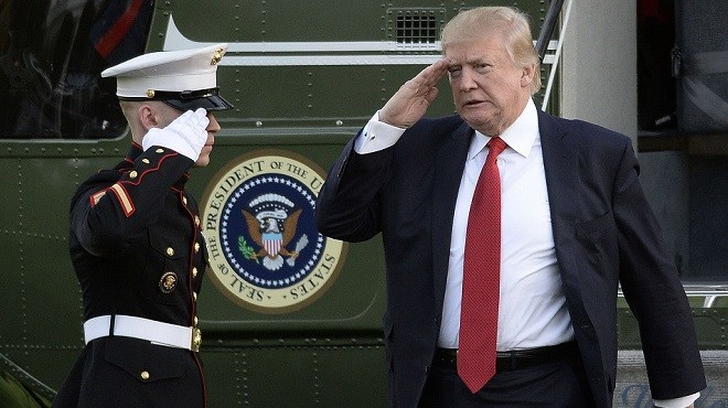 Trump : Nouveau tournant syrien