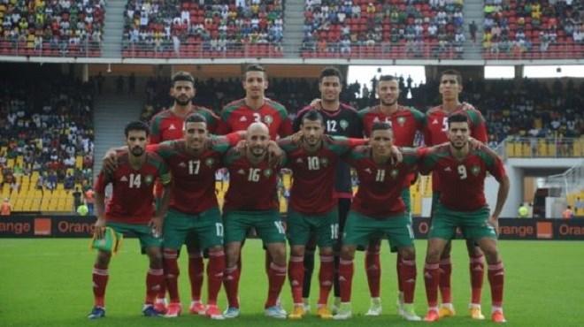 Classement FIFA : Le Maroc à la 60ème position