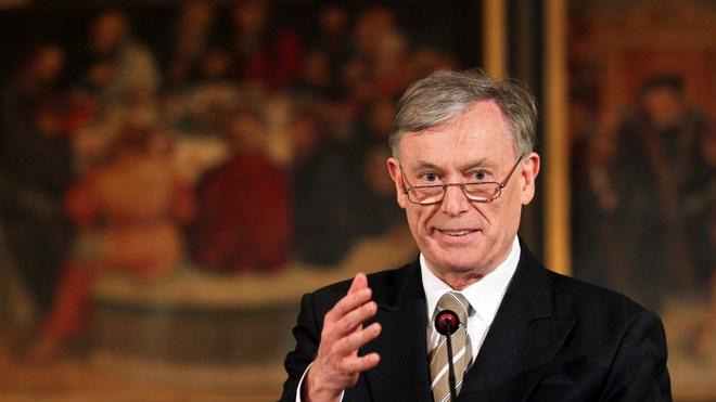 Horst Köhler, nouvel envoyé spécial pour le Sahara