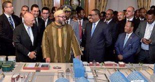 L'OCP en Afrique : Conviction royale et philosophie du partenariat