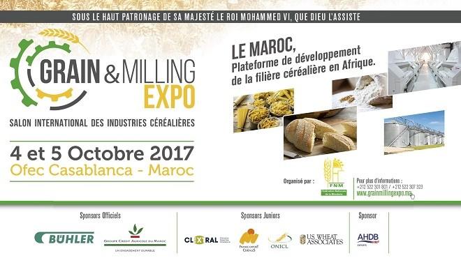 «Grain & Milling Expo» : La grand-messe des meuniers au Maroc