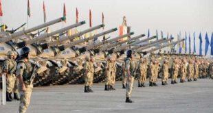L'Egypte, première armée d'Afrique
