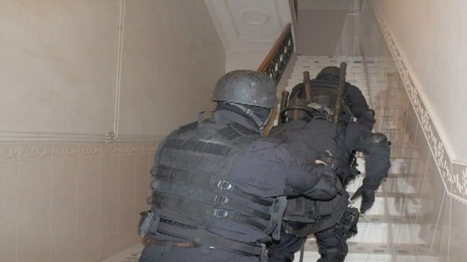 Terrorisme : La cellule de l'incroyable