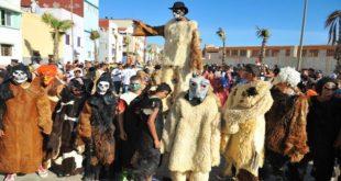 Carnaval «Boujloud» : Redonner vie au patrimoine ancestral