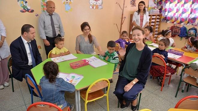 Maroc/Rentrée scolaire 2017-2018 : Oum El Ghait préscolarise 2.200 enfants