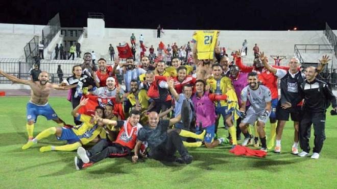 CAF : Le Fath et le Wydad en demi-finales!
