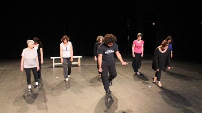 Chorégraphie : Izeddiou et «Scenocosme» à Dar Moulay Ali