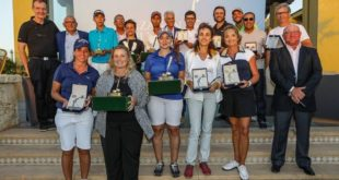 Golf : 1ère Edition de la Mazagan Cup