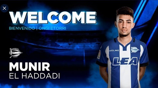 Munir El Haddadi enfin en place!