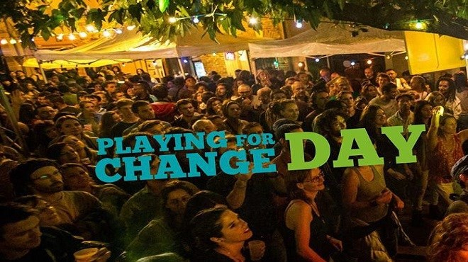 M'Hamid El Ghizlane : «Playing for change day»