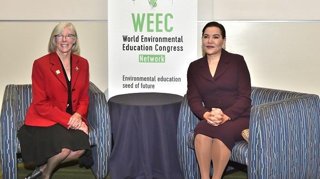 Vancouver : SAR Lalla Hasnaa, Invitée d'Honneur du  WEEC