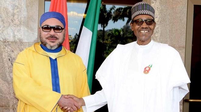 Gazoduc Nigéria-Maroc : Le Roi Mohammed VI et le Président Buhari font le point