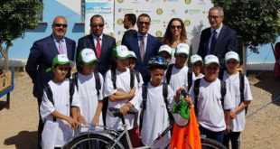 Vivo Energy Maroc : Toujours la lutte contre l'abandon scolaire…