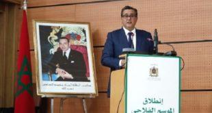 Maroc : La campagne agricole 2017-2018 est lancée