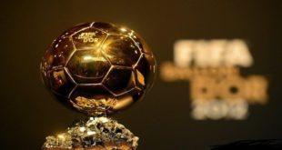 Les 30 joueurs nominés pour le Ballon d'Or