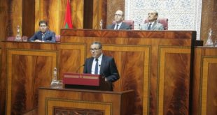 Projet de loi de Finances 2018 : Grand oral de Boussaïd devant le Parlement