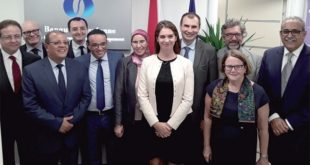 BERD : Pourquoi un bureau à Tanger…