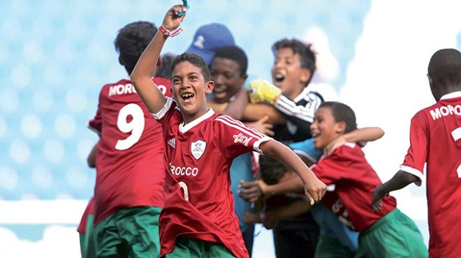 Danone Nations Cup 2017 : Honorable prestation des petits Marocains