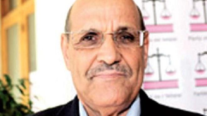 Hamdi Ould Errachid, député de Laâyoune, Sahara