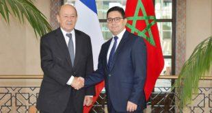 Jean-Yves Le Drian au Maroc : Bilan d'une visite