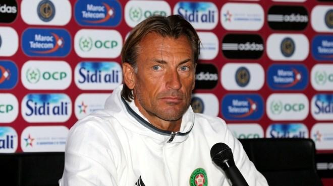 Maroc-Argentine : Le match sera certainement difficile (H. Renard)
