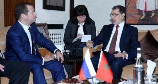 Maroc–Russie : Medvedev au Maroc