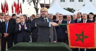 Tramway de Rabat-Salé : Royal coup d'envoi à l'extension de la ligne 2