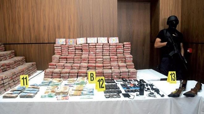 BCIJ-Saisie de cocaïne : Un incroyable coup de filet !